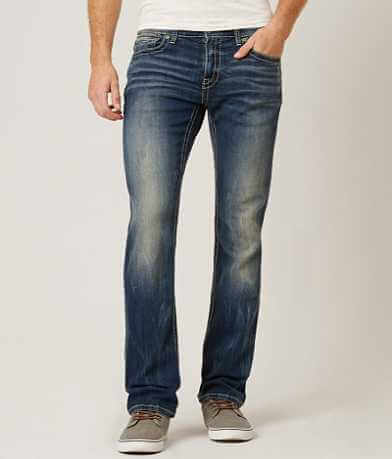 BKE Carter Stratight Stretch Jean