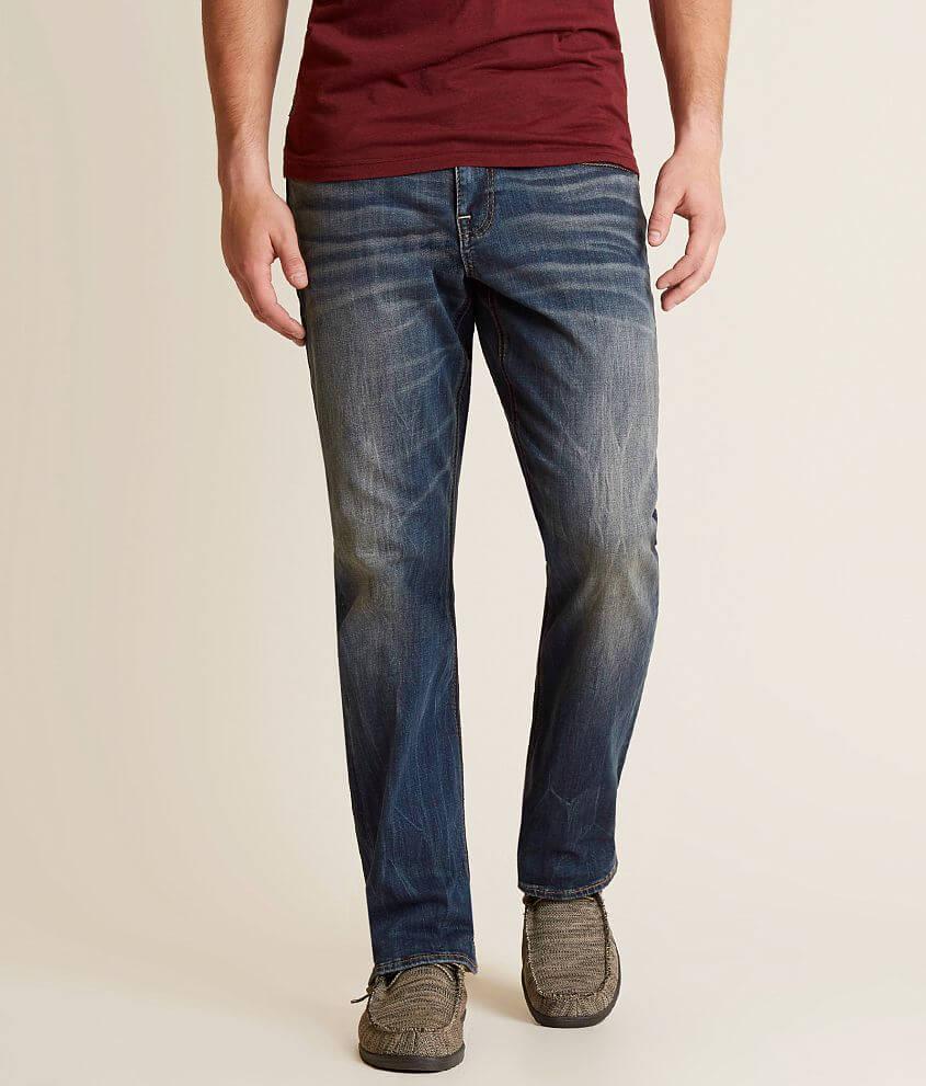 beliebt kaufen zahlreich in der Vielfalt gesamte Sammlung BKE Nolan Straight Stretch Jean - Men's Jeans in Schwarz ...