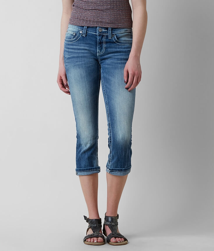 BKE Factory Second Payton Stretch Cropped Jean