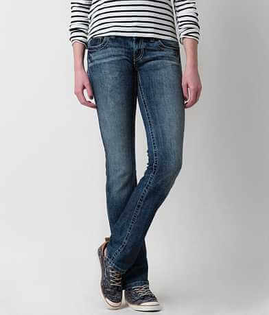 BKE Starlite Straight Stretch Jean