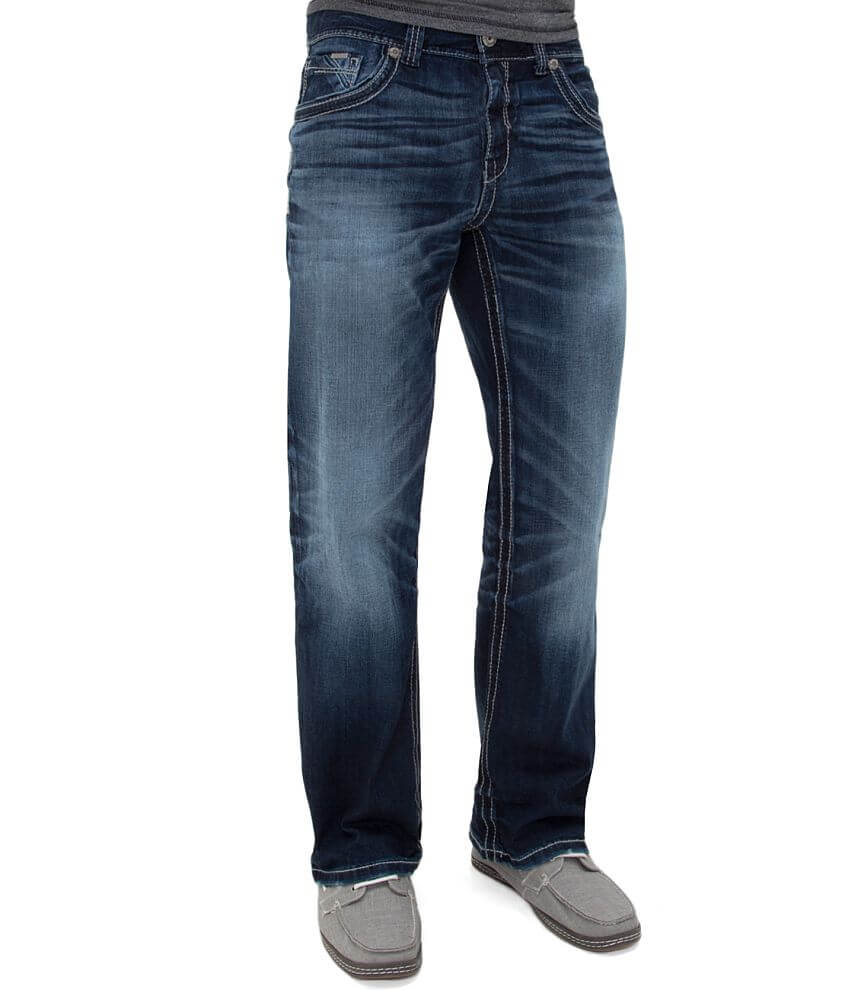 Buckle Black Eleven Jean front view
