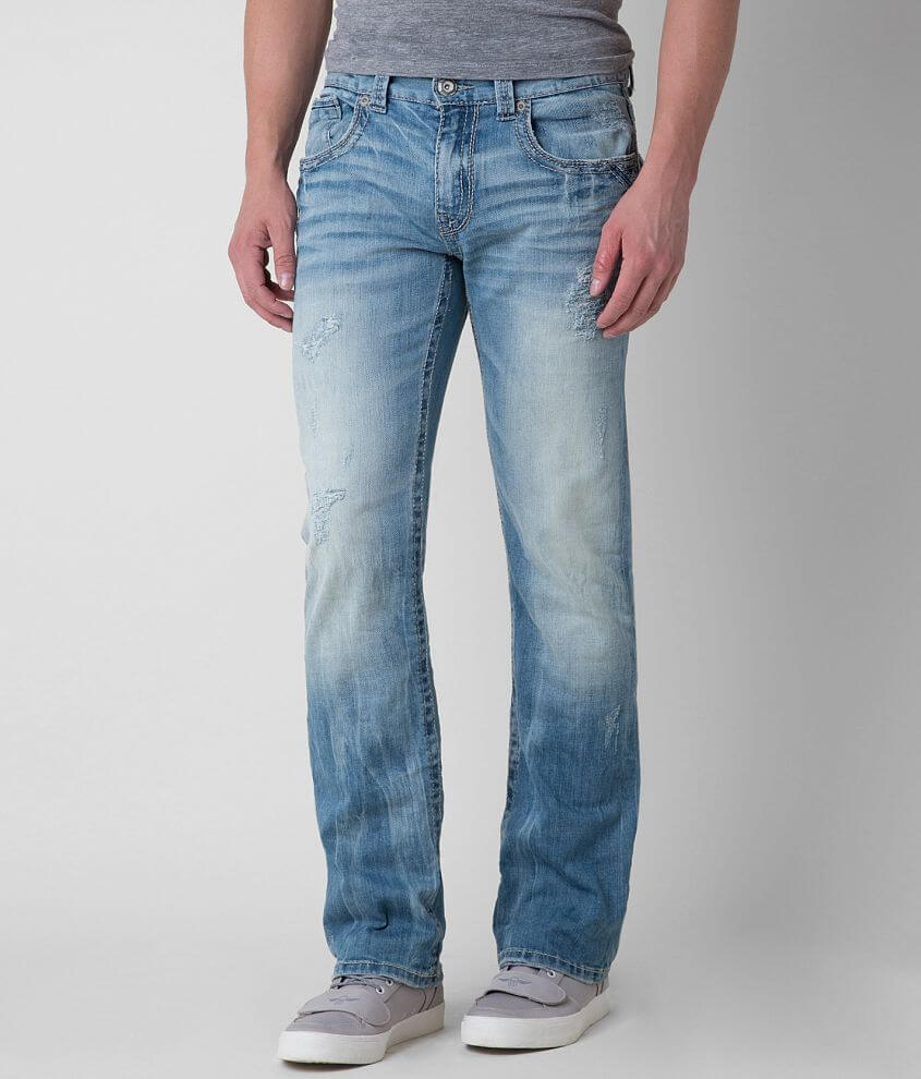 6f26cd43245 Buckle Black Three Straight Stretch Jean - Men s Jeans in Liverpool ...