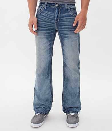 Buckle Black Nine Boot Jean