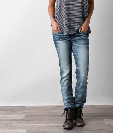 Buckle Black Fit No. 291 Mid-Rise Straight Jean