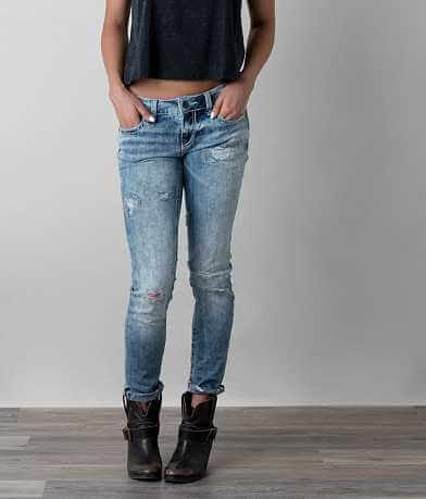 Buckle Black Fit No. 236 Ankle Skinny Stretch Jean