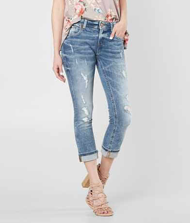 Buckle Black Fit No. 53 Stretch Cropped Jean