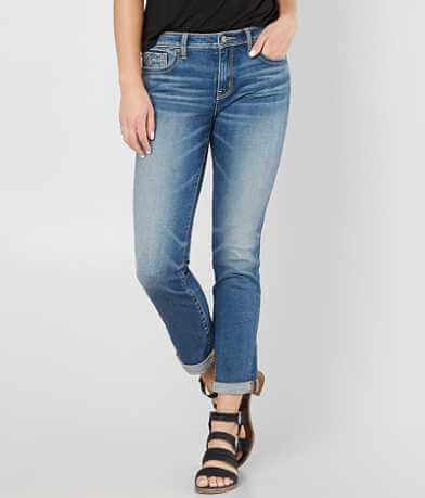 Buckle Black Fit No. 76 Ankle Straight Jean