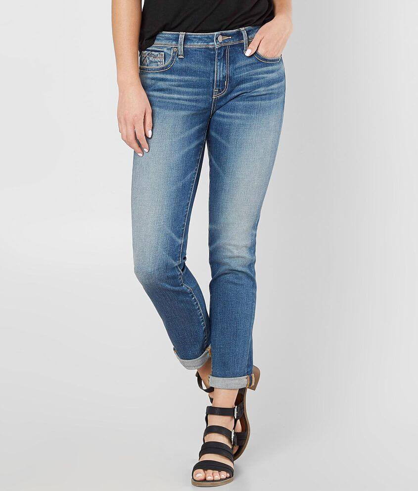 Buckle Black Fit No. 76 Ankle Straight Jean front view