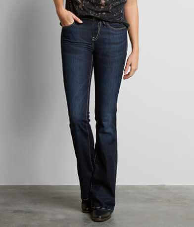 Buckle Black Fit No. 53 High Rise Flare Jean