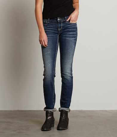 Buckle Black Fit No. 67 Straight Stretch Jean