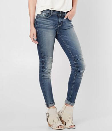 Buckle Black Fit No.53 Ankle Skinny Stretch Jean