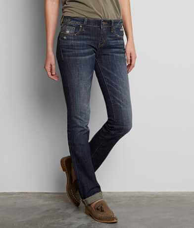 Buckle Black Fit No. 53 Straight Stretch Jean