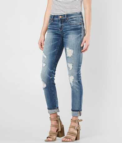 Buckle Black Fit No. 53 Ankle Stretch Jean