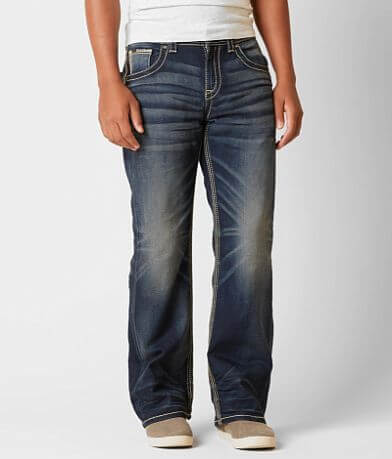 Buckle Black Eleven Straight Jean
