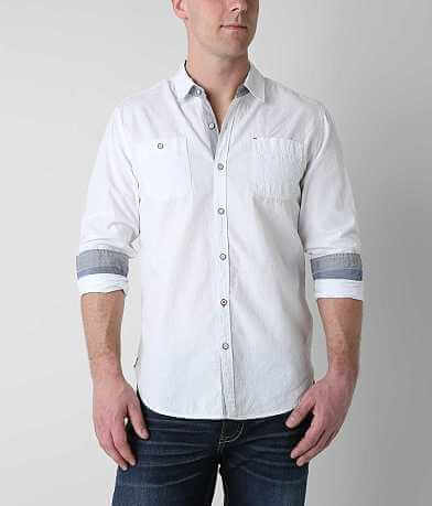 MB Denim Wear Solid Shirt