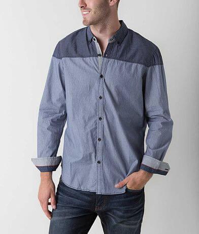 Thread & Cloth Striped Shirt