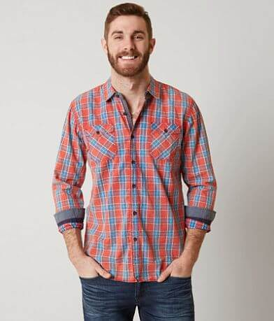 Thread & Cloth Mineral Washed Shirt