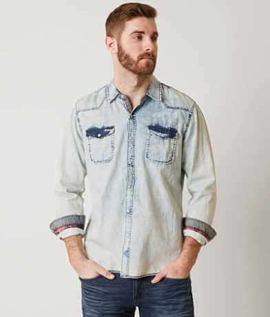 Thread & Cloth Mineral Wash Shirt