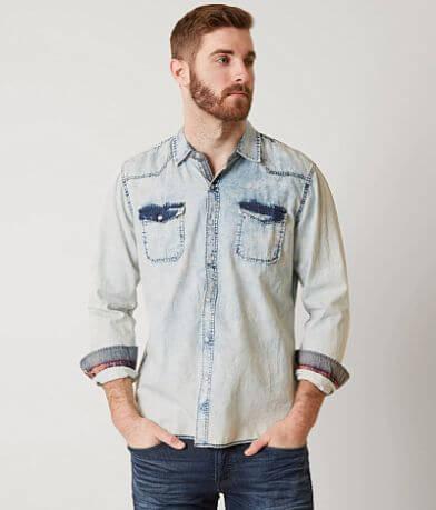 Thread & Cloth Mineral Wash Shirt