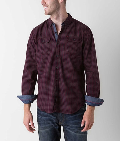 Thread & Cloth Plaid Shirt