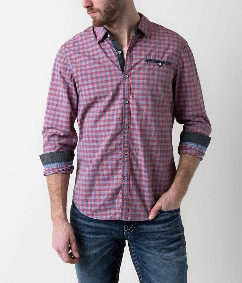 Thread & Cloth Fireside Shirt front view