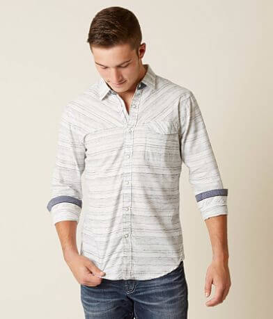Thread & Cloth Brushed Inject Shirt
