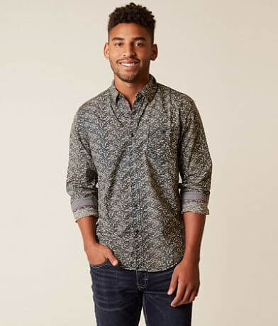 Thread & Cloth Acid Wash Shirt