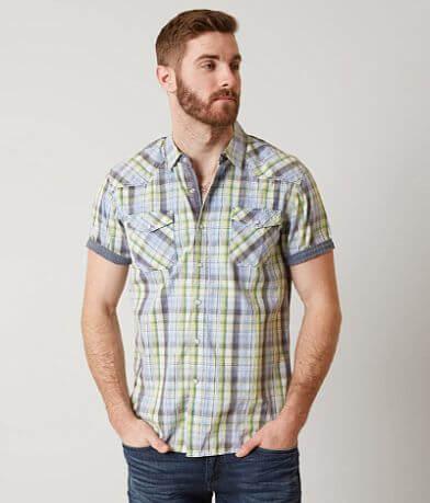 Thread & Cloth Plaid Shirt