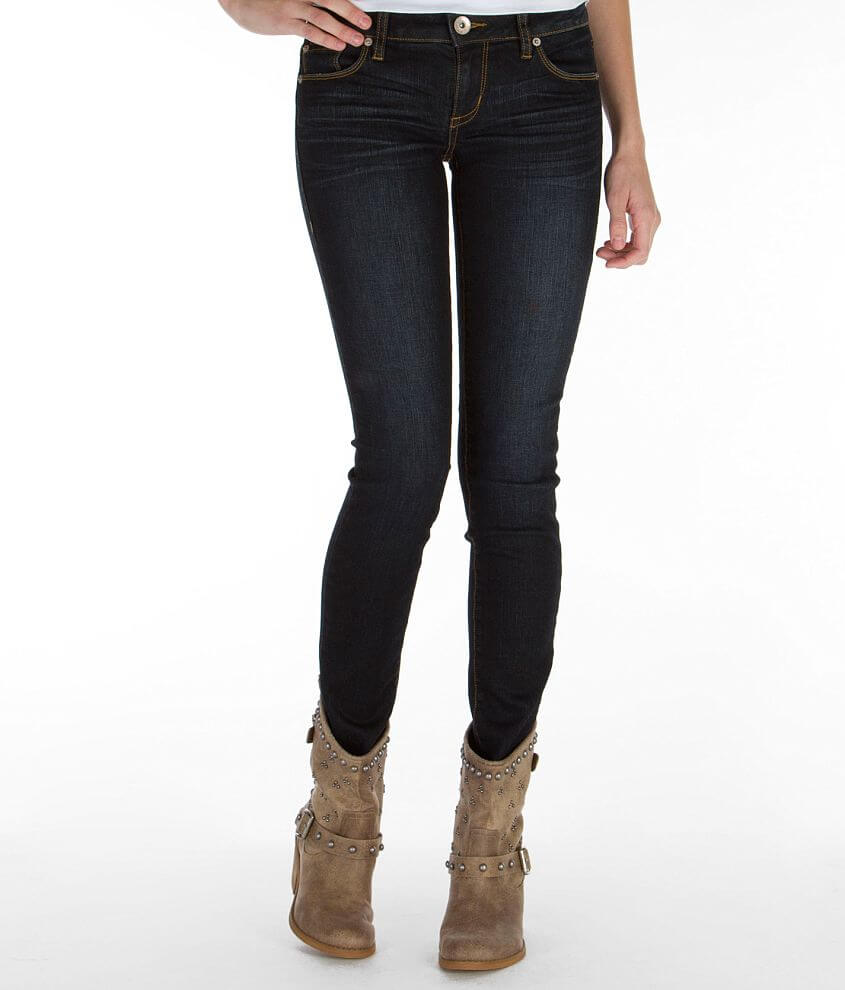 15 FIFTEEN Sunset Skinny Stretch Jean front view