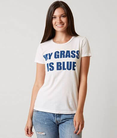 Bandit Brand My Grass Is Blue T-Shirt