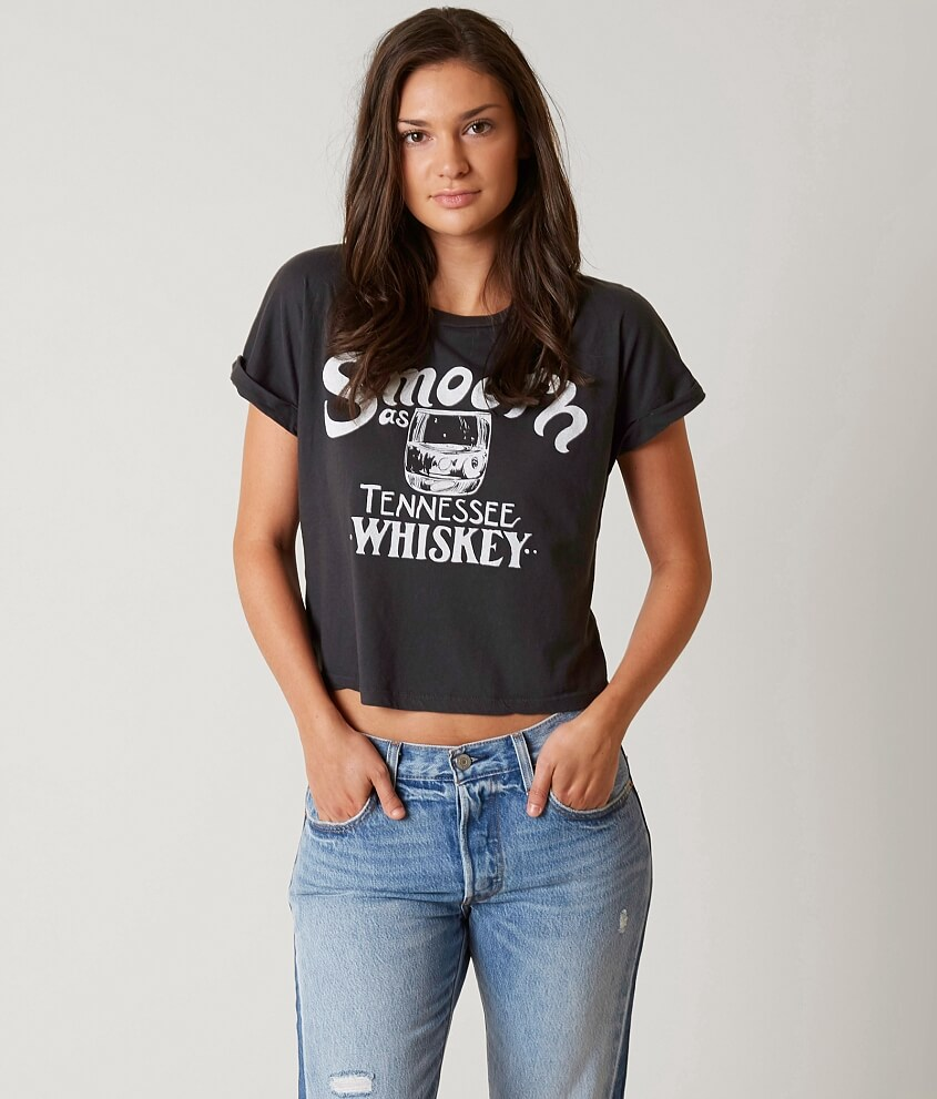 Bandit Brand Smooth As Tennessee Whiskey T-Shirt