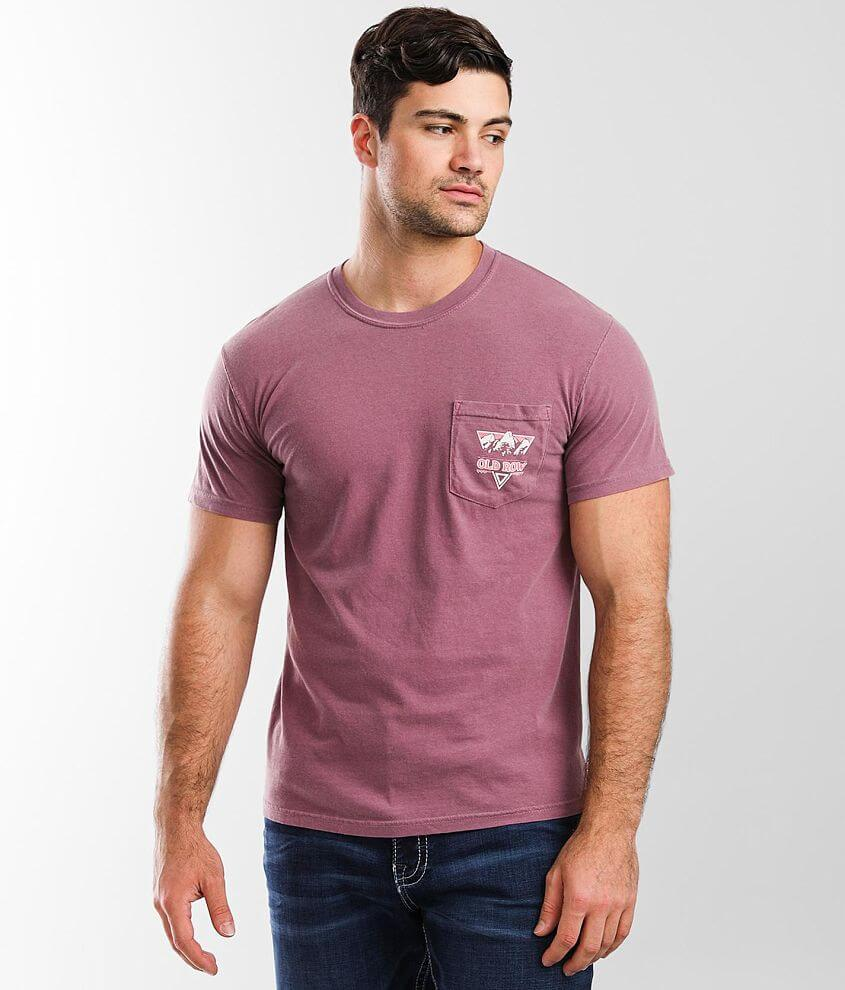 Old Row Mountain T-Shirt front view
