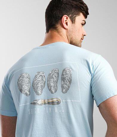 Old Row Shuck Em All T-Shirt