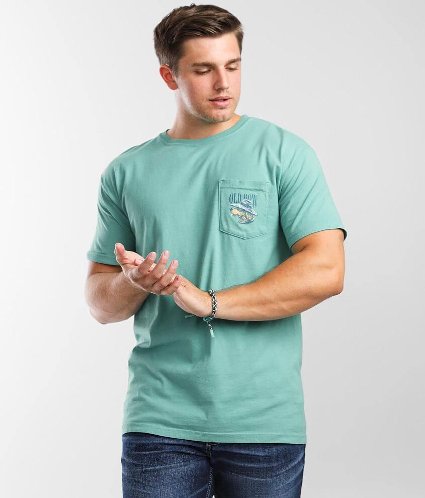 Old Row Good Boy's Club Retriever T-Shirt front view