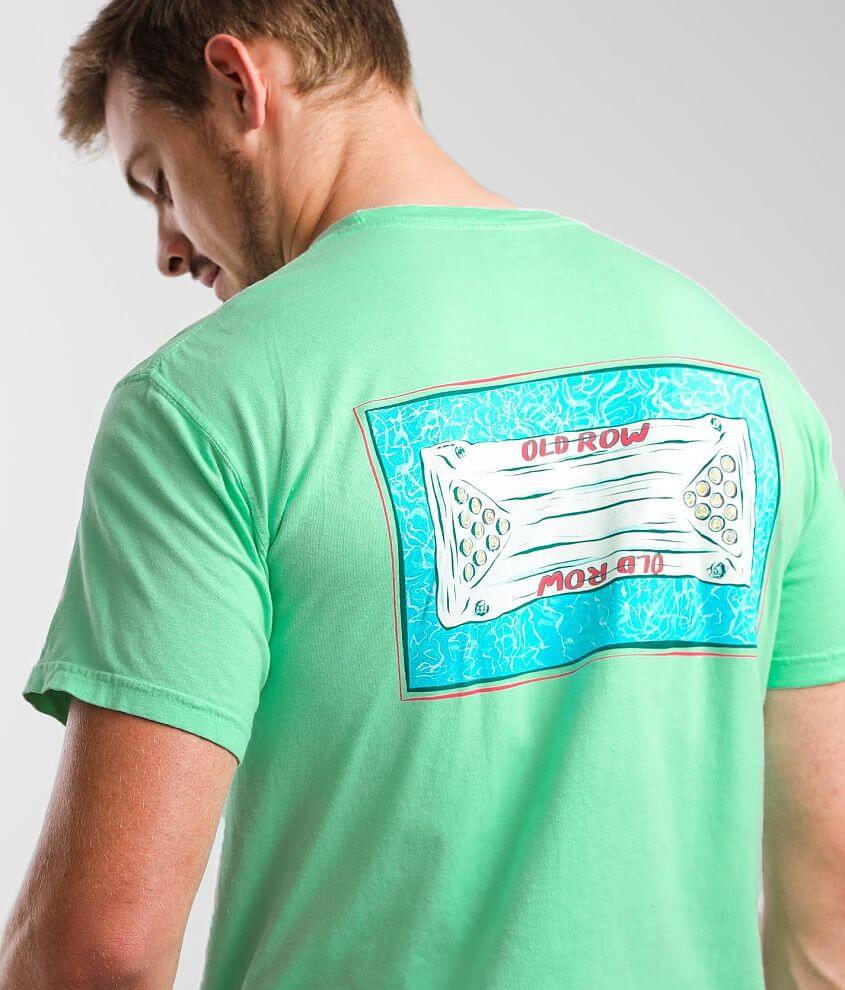 Old Row Pool Pong T-Shirt front view