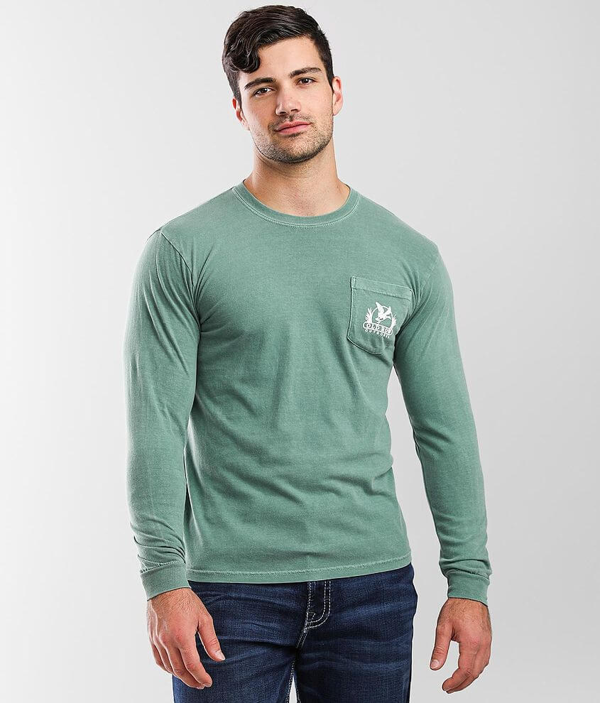 Old Row Outdoors T-Shirt front view