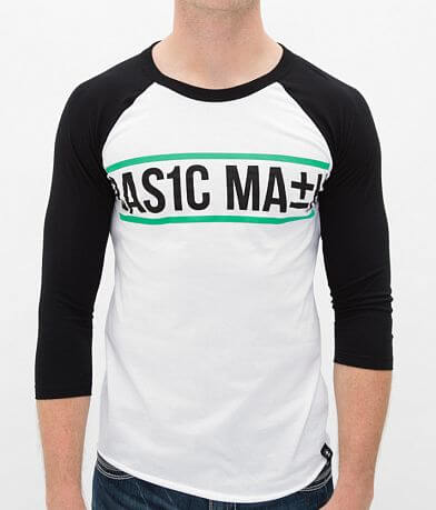 Basic Math Bar Logo T-Shirt
