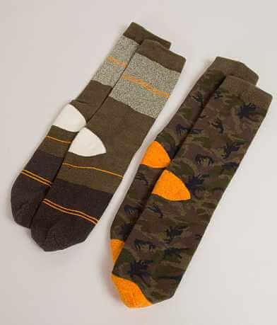 B Icon Camo Pack Socks
