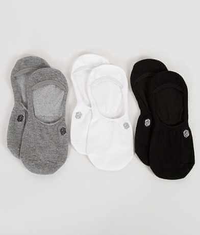 BKE SPORT Three Pack Socks