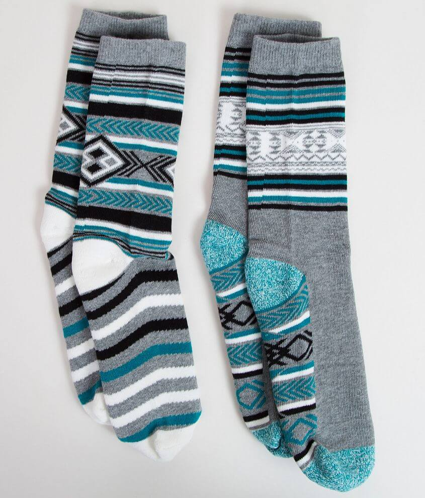 B Icon Seco Socks front view