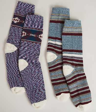 B Icon Sol Norte Socks
