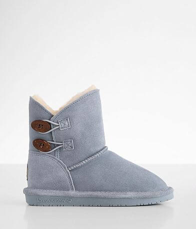 Girls Youth - Bearpaw Rosaline Leather Boot