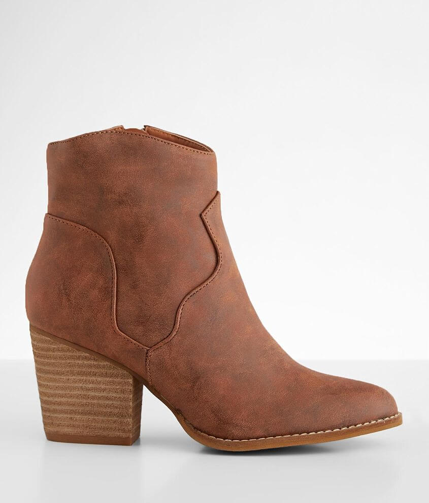 Beast Fashion Abby Ankle Boot front view