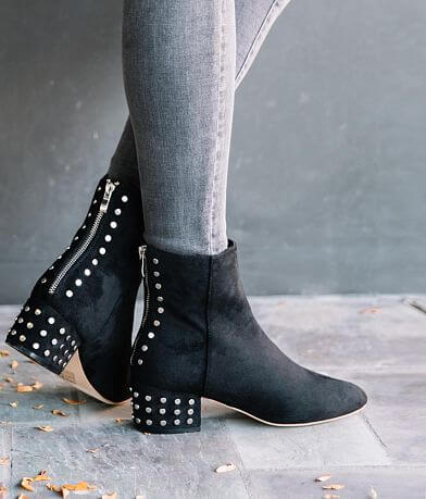 Beast Fashion Jorie Studded Ankle Boot