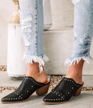 Beast Fashion Katos Studded Mule Shoe