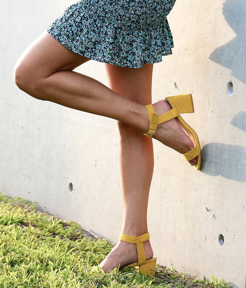 Beast Fashion Tania Heeled Sandal front view