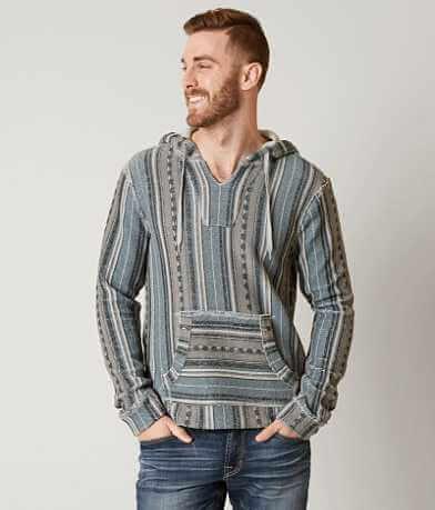 Beautiful Giant Baja Hooded Sweatshirt