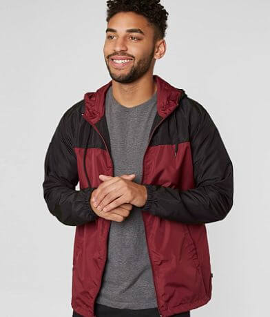 Viscosity Anorak Hooded Jacket