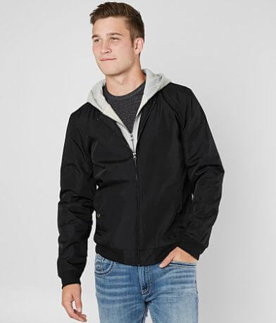 Departwest Hooded Bomber Jacket
