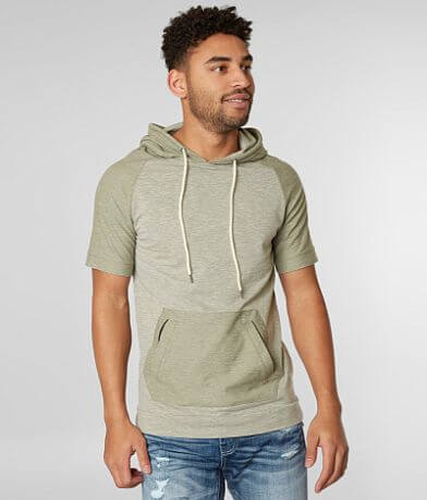 Departwest Tonal Hooded T-Shirt